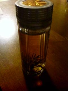 中国茶用携帯水筒