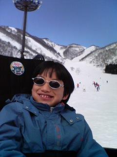 最高の雪遊び日和