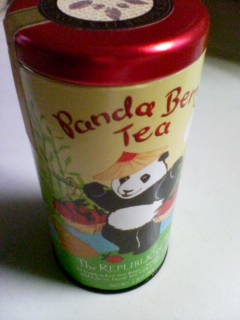 Panda Berry Tea