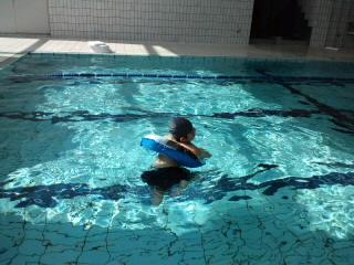 やっぱり泳ぐ