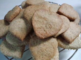 グラハムクッキー